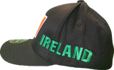 Ireland Big Flag Black Flexfit