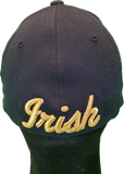 Irish Cap Clover Flex Fit Navy