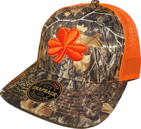 Irish Clover REALTREE® Trucker Cap