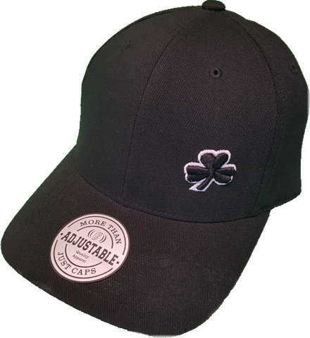 Irish Cap FLS Adjustable Flex Black