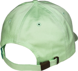 Irish Premium Cotton Dad Hat Clover Flag Patina Green