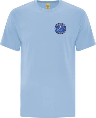 Italy Benchmark T-Shirt Light Blue