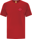 Italy Benchmark T-Shirt Red