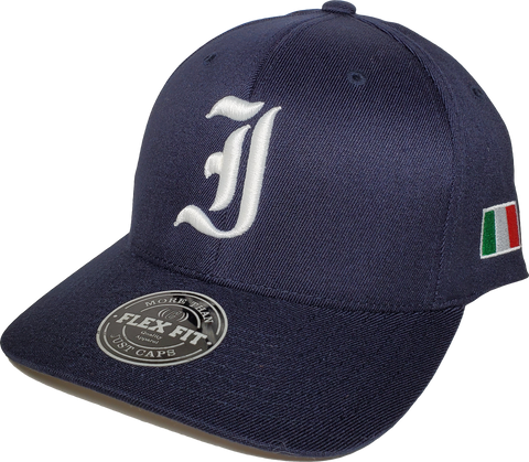 Italy Cap Flex Fit Cult Navy