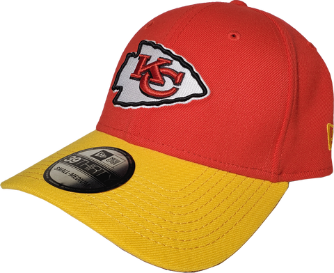 Kansas City Chiefs 39Thirty Flex Fit Cap