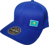 Kazakhstan Cap Flex Fit FLS Blue