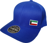 Kuwait Cap Flex Fit FLS Blue
