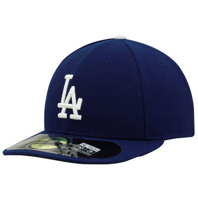 Los Angeles Dodgers Fitted Game Low Crown