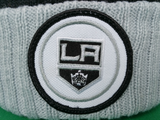Los Angeles Kings Mitchell & Ness High Five NHL Pom Toque