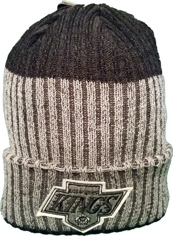 Los Angeles Kings Player Ribbed Beanie Toque