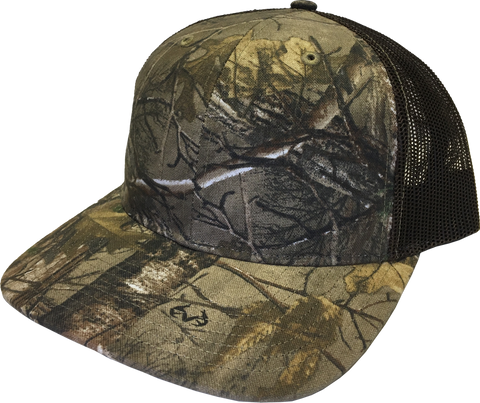 Blank Low Pro RealTree Trucker