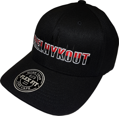 MelnykOut Flex Fit Cap Black