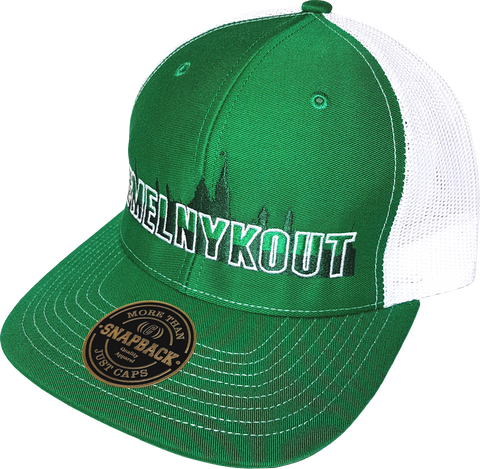 MelnykOut St. Patrick's Day Edition Mesh Back