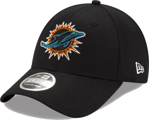 Miami Dolphins NFL Adjustable 9Forty Stretch Draft Cap