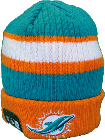 Miami Dolphins Rib Start Toque
