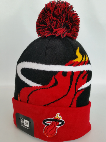 Miami Heat XL Logo Core Toque