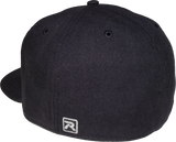 Canada Fitted Hat Mighty Maple Black White