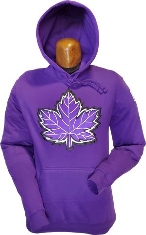 Canada Hoodie Mighty Maple Purple