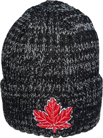 Mighty Maple Chunky Knit Toque
