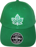 Canada Mighty Maple Patch Dad Hat Green