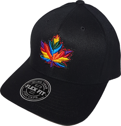 Canada Mighty Maple Diversity Flex Fit Cap