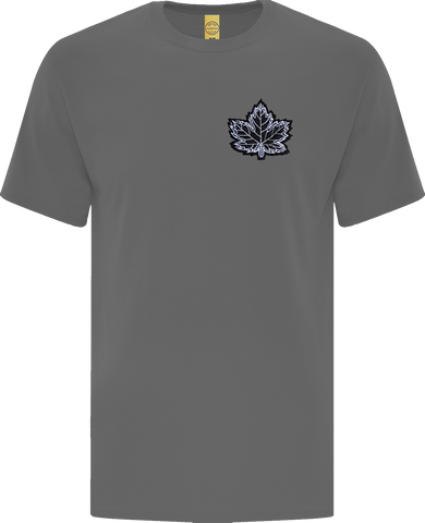 Canada Mighty Maple T-Shirt Charcoal