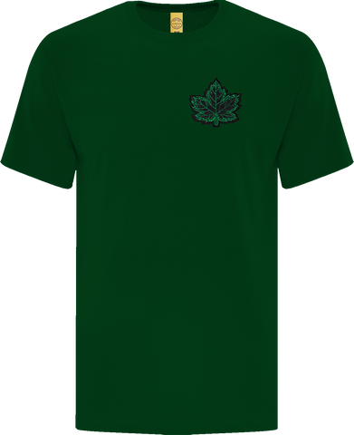 Canada Mighty Maple T-Shirt Dark Green