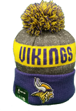 Minnesota Vikings 2016-2017 Sideline Knit Pom Toque