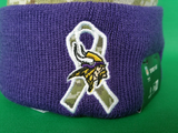 Minnesota Vikings Salute to Service Sideline Fleece Pom Toque