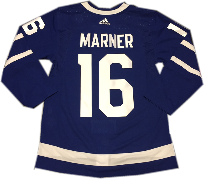 newest collection 71609 9926f Toronto Maple Leafs jersey numbering pro stitched 1 layer