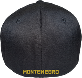 Montenegro Cap Flex Fit FLS Black