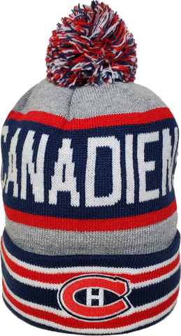 Montreal Canadiens Storm OTH Pom Toque