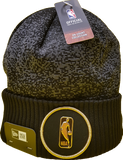 NBA Gold On Court Beanie Toque
