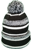 San Diego Chargers NFL B-W Toque