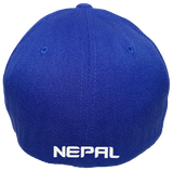 Nepal Cap Flex Fit FLS Blue