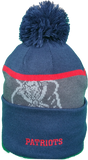 New England Patriots Retro 50th Super Bowl Limited Edition Pom Toque