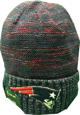 New England Patriots Color Rush Sideline Beanie Toque