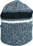 New Era EK Collection Trey Knit Cuffed Beanie Charcoal Toque