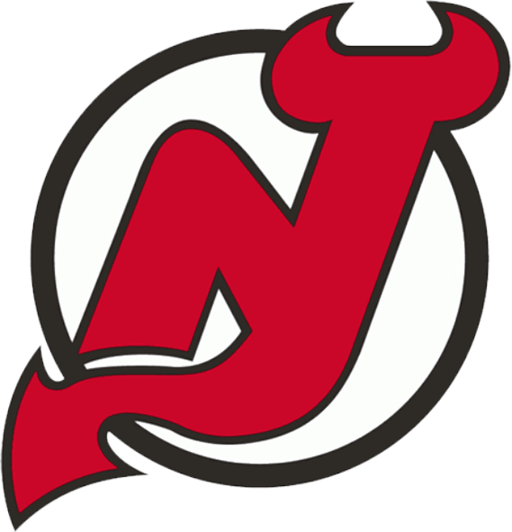 New Jersey Devils Jersey Numbering Pro Stitched 2 Layer