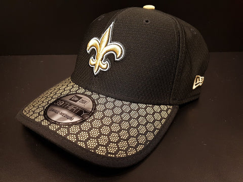 New Orleans Saints NFL17 Sideline Flex Fit