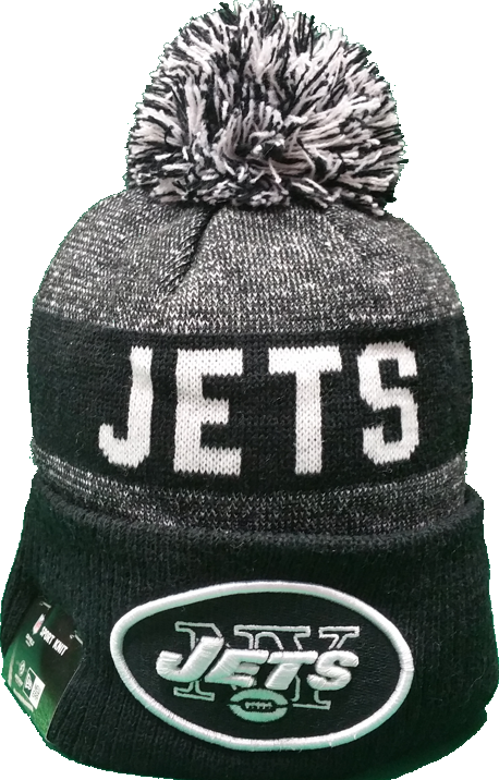 280ddc999 New York Jets Black Sideline Toque 2016-2017 – More Than Just Caps Clubhouse