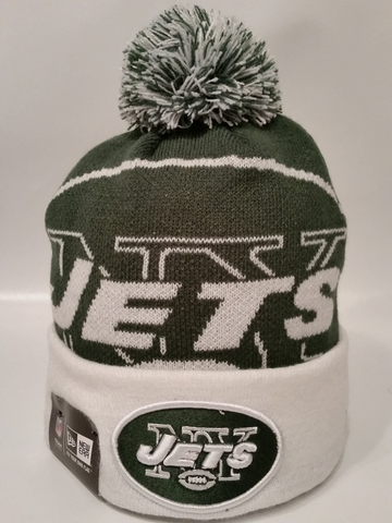 New York Jets XL Logo Core Toque