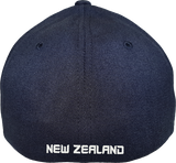 New Zealand Cap Flex Fit FLS Blue