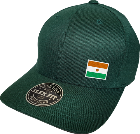 Niger Cap Flex Fit FLS Dark Green