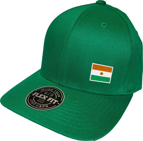 Niger Cap Flex Fit FLS Light Green