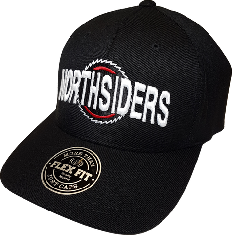 Northsiders Black Flexfit Clubhouse Exclusive