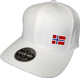 Norway Cap Flex Fit FLS White
