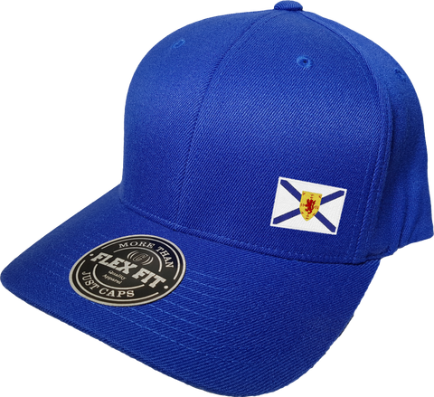 Nova Scotia Cap Flex Fit FLS Blue