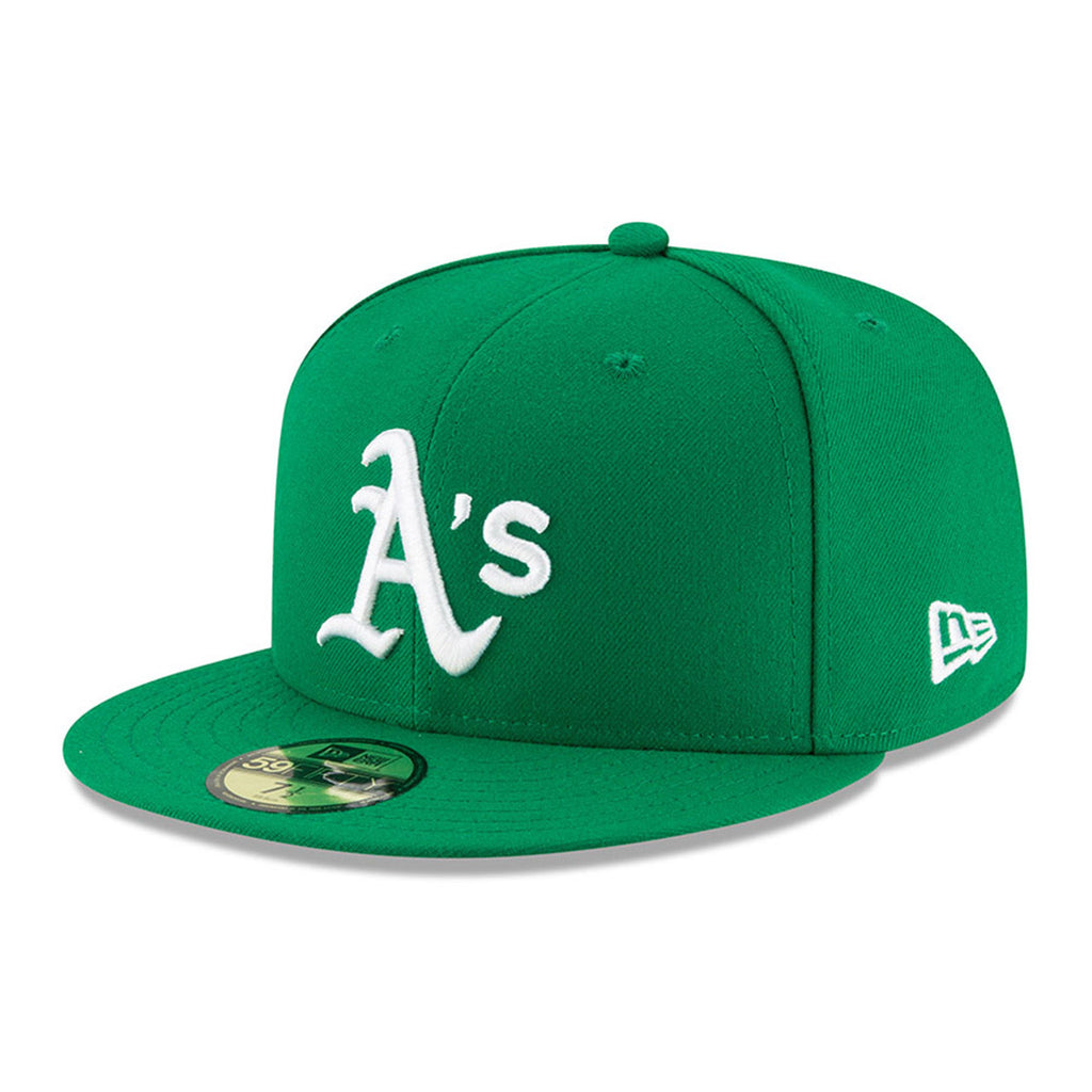Oakland Athletics Fitted 2018 Alt – More Than Just Caps Clubhouse 5d4d1e75635