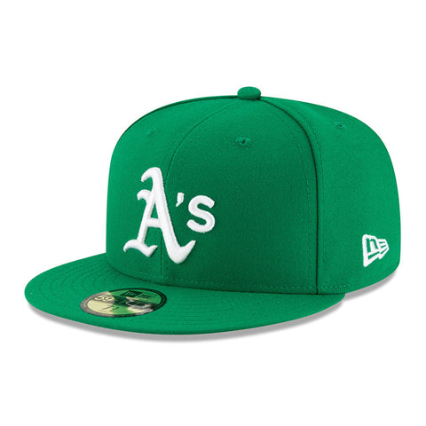 Oakland Athletics Fitted 2018 Alt
